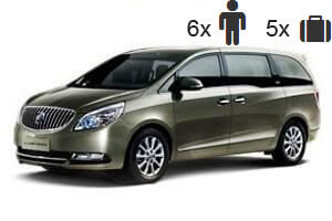 Buick GL8 (6 seats)