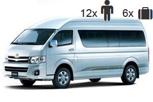 Refine business class(minivan, 6 seats)