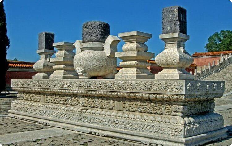 Qingdong Tombs