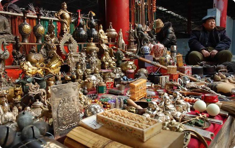 Beijing Panjiayuan Flea Market