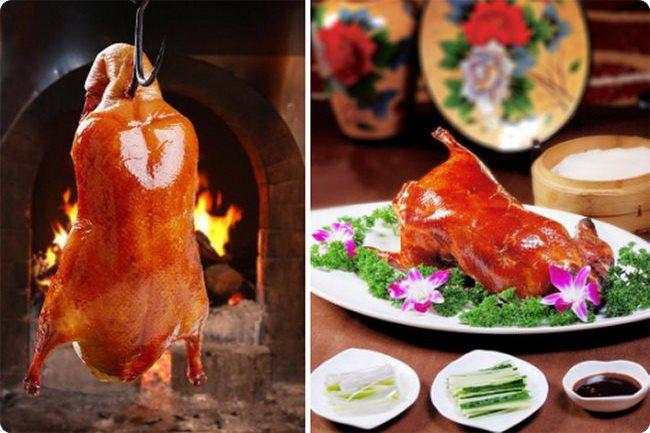 Peking roast duck restaurants