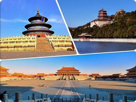Forbidden City, Temple of Heaven & Summer Palace Day Tour