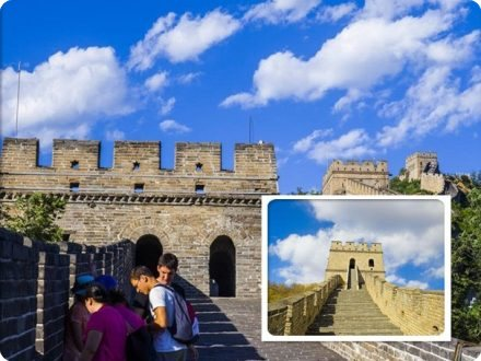 One-Day Mutianyu Great Wall Hiking Tour(no shopping)