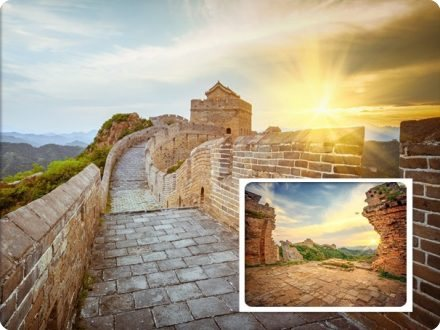 Full-Day Simatai Great Wall Hiking Tour(no shopping)