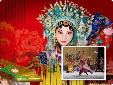Peking Opera Night Show - Liyuan Theatre