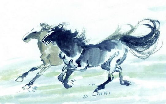 Chinese zodiac – horse